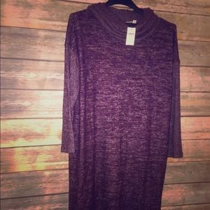 NWT GAP tunic / sweater dress